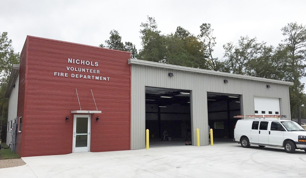 Nichols Volunteer Fire Department